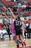 ABDULLAH GÜL - Bilyoner.Com Kadınlar Basketbol Ligi Açıklaması AGÜ Açıklaması 64 - Beşiktaş Açıklaması 50