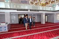 KANAL PROJESİ - Boğazköy Merkez Cami İbadete Açıldı