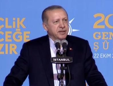 Cumhurbaşkanı Erdoğan: Bir gece ansızın vurabiliriz