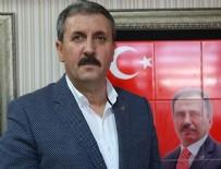 Destici yeniden genel başkanlığına seçildi