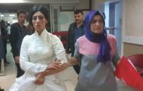 Düğünde Kız Tarafı İle Damat Tarafı Kavga Etti, Gelin İle Birlikte 11 Kişi Yaralandı