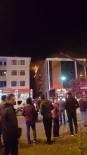 HALITPAŞA - Erzincan Da 4 İtfaiye Aracının Müdahale Ettiği Yangın Söndürüldü