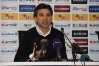 Erzurumspor Evine Eli Boş Döndü