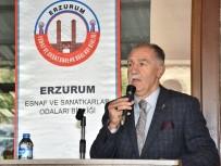 ALABALIK - ESOB Başkanı Fırat Açıklaması 'Örnek Bir Teşkilatız'