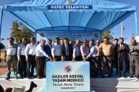 KıRAATHANE - Gaziler Mahallesi'ne Sosyal Yaşam Merkezi Geliyor