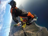 ÖLÜDENİZ - Gökyüzünde Adrenalin Dolu Dakikalar Kameraya Yansıdı