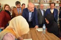 MEHMET EMIN ŞIMŞEK - İçişleri Bakanı Soylu'nun Muş Ziyareti