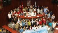 İzmit Belediyesi Meclisi Çocuklar İçin Açıldı