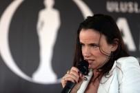 Juliette Lewis, Antalyalı Sinemaseverlerle Bir Araya Geldi