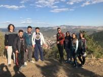ÖĞRENCİ MECLİSİ - Kızılcahamamlı Öğrencilerden Doğa Yürüyüşü