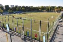 BURKINA FASO - Kocasinan'da Uluslararası Futbol Turnuvası Başladı