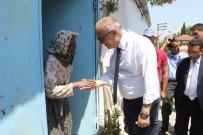 KUMKUYUCAK - Manisa'da Depremzedelere Maddi Destek