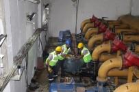 KARAOĞLANLı - Manisa'nın İçme Suyu Tesislerinde Yenileme Çalışması