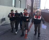 HIMMETDEDE - Mazot Hırsızları 'Tıkama' İle Yakalandı