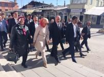 Milletvekili Taşkesenlioğlu, Aşkale'de İncelemelerde Bulundu