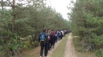 Osmancık'ta Doğa Yürüyüşü Düzenlendi