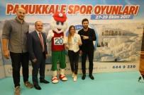 RECEP YAZıCıOĞLU - Pamukkale Spor Oyunları İçin Hazırlıklar Sürüyor