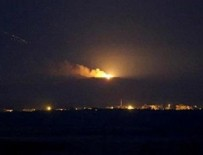 TERÖRİSTLER - PKK'lı teröristler mülteci kampını vurdu