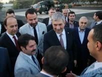 HASTANE - Sağlık Bakanı Ahmet Demircan Şanlıurfa'da