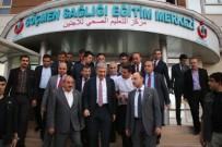 ÇOCUK HASTANESİ - Sağlık Bakanı Demircan Hastane Binalarını İnceledi