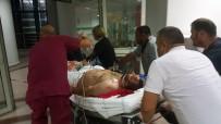 Samsun'da Silahlı Çatışma Açıklaması 2'Si Ağır 4 Yaralı