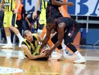 SINAN GÜLER - Tahincioğlu Basketbol Süper Ligi Açıklaması Fenerbahçe Doğuş Açıklaması 96 - Gaziantep Basketbol Açıklaması 71