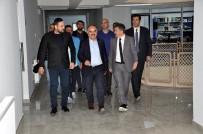 BASIN KARTI - Vali Günaydın Gazetecileri Unutmadı
