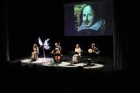 William Shakespeare Ölüm Yıldönümünde Bergama'da Anıldı