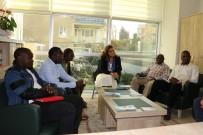 Zambiya Su İdaresi Heyetinden Manisa'da İnceleme
