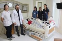 11 Yaşındaki Hastaya Bel Fıtığı Ameliyatı Yapıldı
