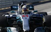 LEWIS HAMILTON - ABD Grand Prix'ini Hamilton kazandı