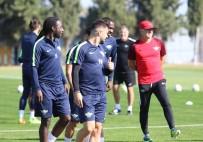 OLCAN ADIN - Akhisarspor'da Türkiye Kupası Mesaisi