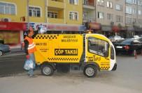 Akşehir'de 'Çöp Taksi' Hizmeti