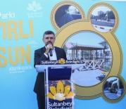 İZCILIK FEDERASYONU - Akşemsettin Mahallesi'ne Yeni Park Kazandırıldı