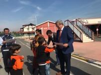 TRAFİK EĞİTİMİ - Akyazı Belediyesi Trafik Parkta Yeni Eğitim Sezonu Başladı