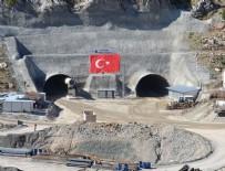 YAKIT TASARRUFU - Alacabel Tüneli'nda büyük tasarruf
