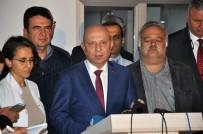 Ankara Üniversitesi Rektörü İbiş'ten Baykal'ın Sağlık Durumuna İlişkin Açıklama