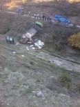 MUSTAFA SAĞLAM - Aslanpa'da Trafik Kazası Açıklaması 2 Yaralı
