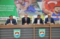Balkan Güreş Şampiyonası İznik'te Yapılacak