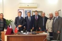OTOPARK ÜCRETİ - Başkan Akın, Kamyoncuların Sorunlarını Dinledi