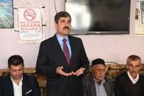 TOPLU TAŞIMA - Başkan Asya, Muratpaşa Mahallesi Sakinleriyle Bir Araya Geldi