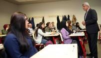 Başkan Karaosmanoğlu, Akademi Lisesi'ni Ziyaret Etti
