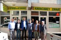 ALI ÖZKAN - Başkan Özkan'dan Çiftçinin Parasını Zamanında Ödemeyen Salça Fabrikalarına Uyarı