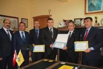 ORGANİZE SANAYİ BÖLGESİ - Bilecik'te PTT Teşkilatı 177'Nci Yıl Dönümü Kutlandı