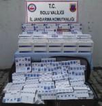 KAÇAK - Bolu'da 5 Bin 70 Paket Kaçak Sigara Ele Geçirildi