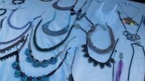 Burhaniyeli Kadınların Eserleri Festivalde Görücüye Çıktı