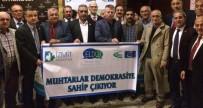 Demokrasi Haftası İzmit'te Dolu Dolu Geçti