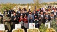 ANMA TÖRENİ - Depremde Hayatını Kaybedenler Mezarları Başında Anıldı