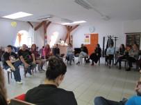 Diyarbakır'dan Macaristan'a 'İnsanlık İçin Kampanya' Planlaması