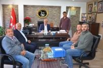 ORGANİZE SANAYİ BÖLGESİ - Dursunbey OSB'de Altyapı Uygulama Projeleri İmzalandı